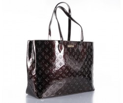 Сумка Louis Vuitton баклажан