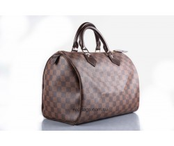 Сумка Louis Vuitton коричневая